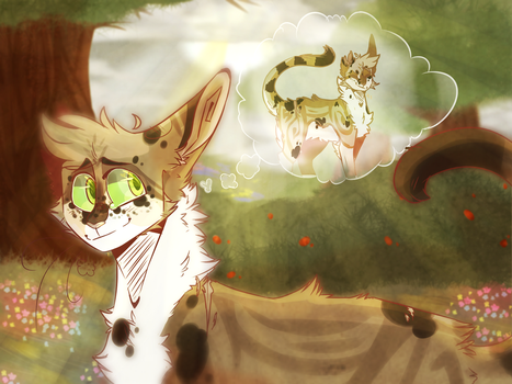 .An' I Just Can't Wait To-Be.. . -ToRL- by kogasaur