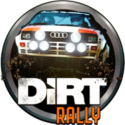 DiRT Rally by POOTERMAN