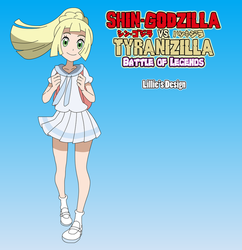 SGvsT - Lillie's Design by AsylusGoji91