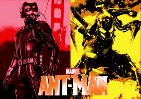 August Avengers #12.2 - Ant-Man (2015) by JMK-Prime
