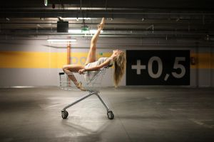 Shopping by PhotoYoung