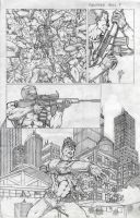 Punisher Sample Pages4 by MannixFrancisco