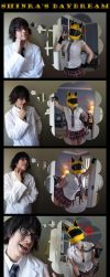 Shinra's Daydream by NotAStupidCat