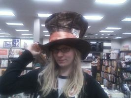 Mad Hatter Hat XD by Enerdyte