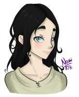 Isabell (Befor she became a Vampire) by Noshi-Chan