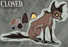 SomeDog Auction CLOSED by DJ88