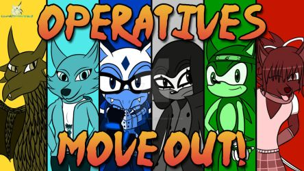 Operatives Outro (DBS-style) by KizunaDragonWolf