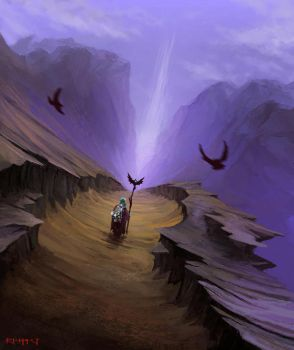 Journey by rich4rt