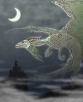 Ghost Dragon by NorthWing