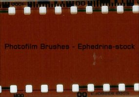 Photofilm brushes by ephedrina-stock