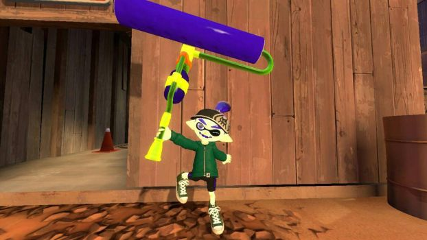 Dan the Inkling  (GMod) by TailsTheFoxfan76
