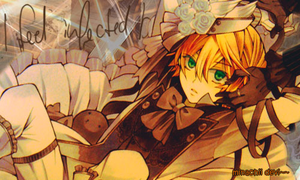 Pandorahearts feel infected-Oz by minachii