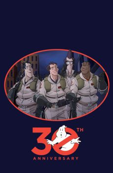 Happy 30th Anniversary, Ghostbusters by DanSchoening