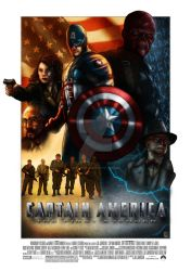 The First Avenger by Kmadden2004