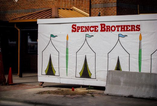 Spence Brothers by electricjonny