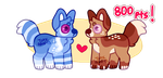Couple Adopt [ OPEN ] by Toxic--Adopts