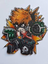 Kacchan by TheLucifer10