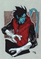 Nightcrawler by DenisM79