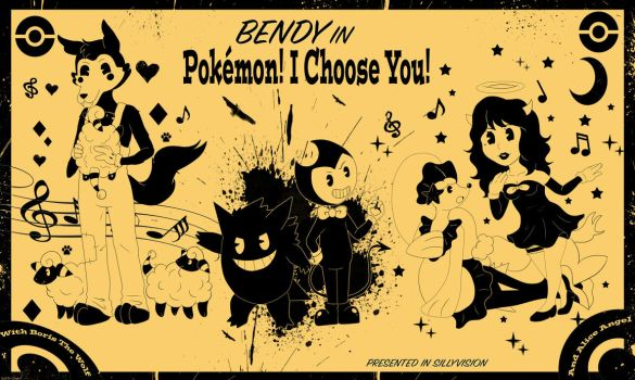 BATIM: Pokemon I Choose You! by Spirit-Okami