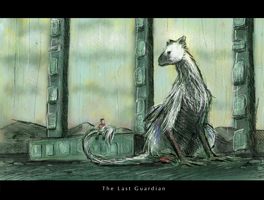 The Last Guardian by dzetaWMDunion