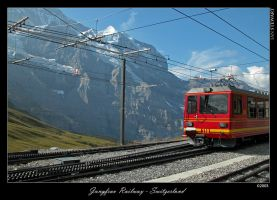 Jungfrau Railway - Switzerland by eehan