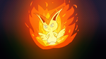 Epic Victini by Meowstic-45