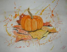 Autumn Is Here by Sh3ikha