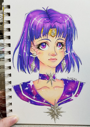 Sailor Saturn by Yukiru