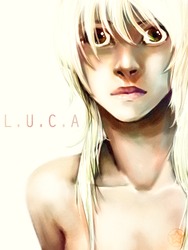 L.U.C.A - Arsilla by Witchii-chan