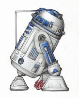 R is for R2 by doodlingdruid