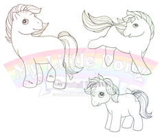 Earth Pony Preview by syrcaid