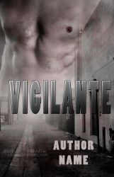 Vigilante (book cover) by RReddVar