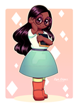 Chibi prize: Connie by LynIllust