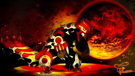 The Armagroudon by theosaure10400