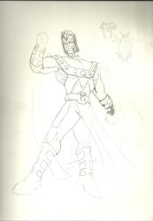Magneto 007 by Skywise783