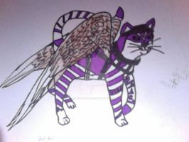 My Oc cat... by TrilleTrolle
