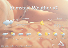 Kemstayl Weather v2 by DemchaAV