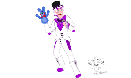 Funtime Freddy - PNG by weirdlioness