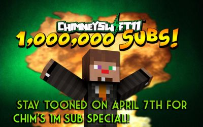 ChimneySwift's 1M Subs!! by MacOSXLion11