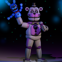 Funtime Freddy  v2  (4K) by GamesProduction