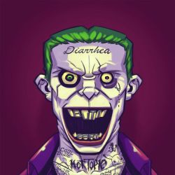 Joker by ANDYTAYLOR-GARBAGE