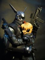 Appleseed Saga by twohand