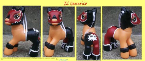 El Generico by Hindsightis2020