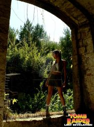 Cosplay Lara Croft - Tomb Raider IV - Young Lara by MissCroftCosplay