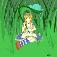 Tiny Alice - Request by vinnie-cha