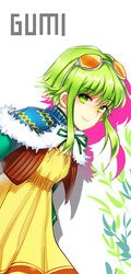 GUMI by kthelimit