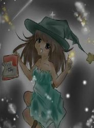 Witchy :D by ilinum