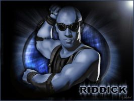 RIDDICK by babalond
