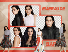 Pack Png #665 // Emeraude Toubia by BEAPANDA