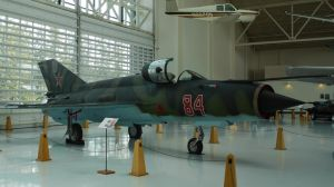Mig-21 Fishbed by shelbs2